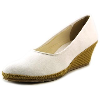 Beacon Newport N/S Pointed Toe Canvas Espadrille