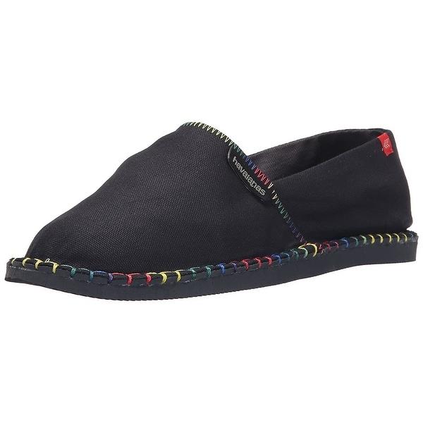 Havaianas Womens Alpagatas Closed Toe Casual Slide Sandals