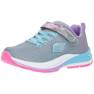 Skechers Kids Girls' Double Strides-Duo Dash Sneaker, Gybl, 11.5 Medium Us Little