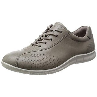 ECCO Womens Babett Leather Perforated Oxfords - 38 medium (b,m)