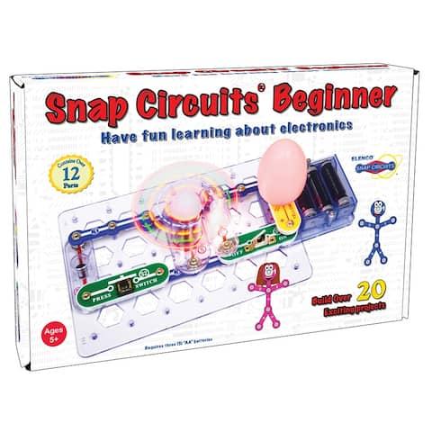 Elenco snap circuits beginner scb20