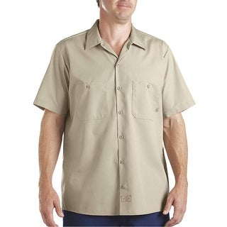 Dickies Occupational Workwear Ls535Ds 2Xl Polyester/ Cotton