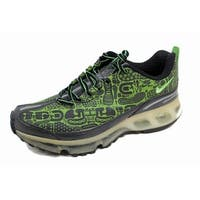 Nike Men's Air Max 360 Rejuvenation Black/Green Bean-White 313520-031 Size 8