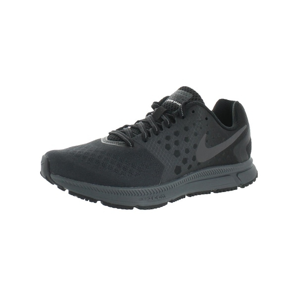 premium selection 950b8 0578c Nike Womens Zoom Span Shield Running Shoes H2O Repel Dynamic Support