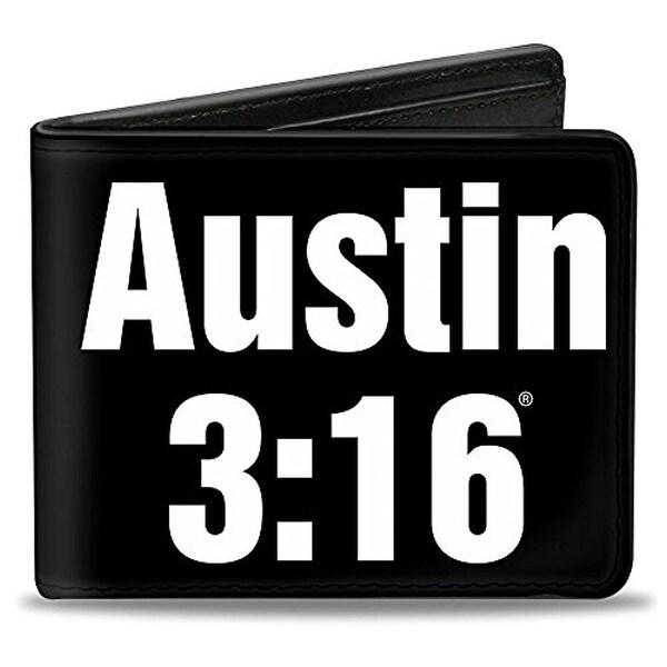 Stone Cold Steve Austin AUSTIN 3:16 Bi-Fold Wallet