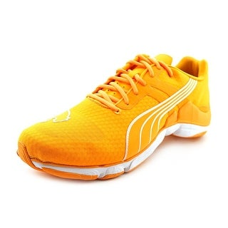 Puma Mobium Elite Glow Round Toe Synthetic Running Shoe