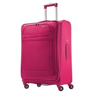 American Tourister Ilite Max Softside Spinner 29 - Raspberry
