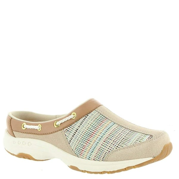 436eef04065 Shop Easy Spirit Womens Travelport Leather Closed Toe Mules - On ...