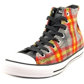 Converse Chuck Taylor High Women Round Toe Canvas Sneakers