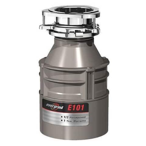 InSinkErator 75941 Garbage Disposal - Grey