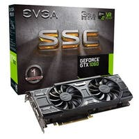 Evga - 03G-P4-6167-Kr Geforce Gtx 1060 Ssc Gaming Graphics Card - 3 Gb Gddr5