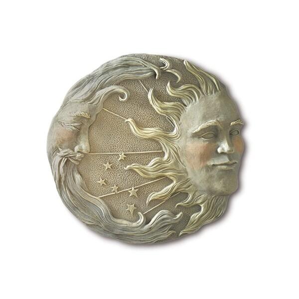 Sun Moon Stars Plaque