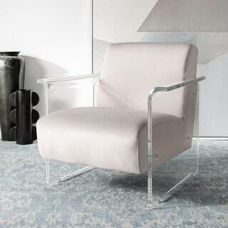 Safavieh Couture Lefevre Acrylic Club Chair