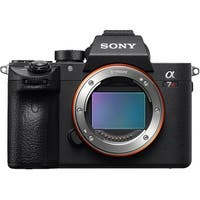 Sony Alpha α7R III Full-frame Mirrorless Interchangeable-Lens Camera