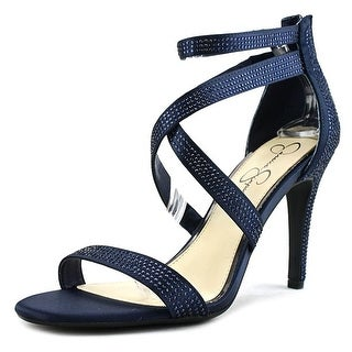 Jessica Simpson Emilyn   Open Toe Synthetic  Sandals