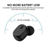 Mini Wireless Bluetooth 4.1 Stereo In-Ear Headset Earphone Sport Earbud Earpiece