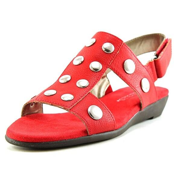 Aerosoles At Heart Women Red Sandals