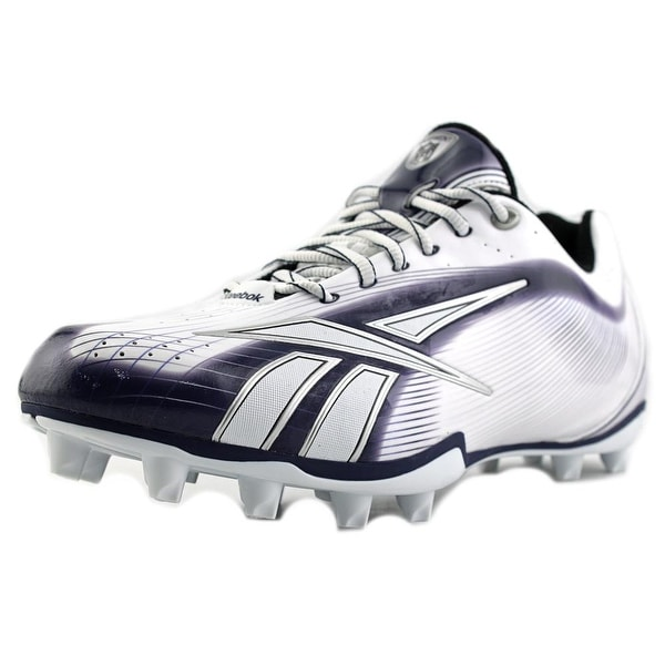 Reebok NFL Burner Speed LT 5/8 M4 Round Toe Synthetic Cleats
