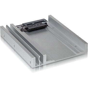 """Sonnet TP-25ST35TA Sonnet Transposer Drive Enclosure Internal - Serial ATA Controller - 1 x Total Bay - 1 x 2.5"" Bay"""