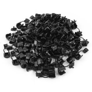 6N3-4 Wires Protectors Strain Relief Bushing for 8.2-9.2mm Cables 80pcs