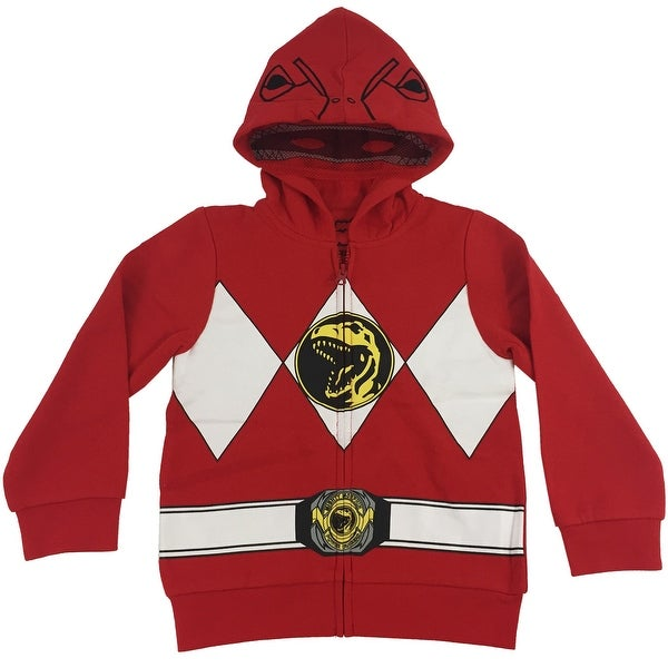 Shop The The Mighty Morphin Power Rangers Little Boys I Am Costume