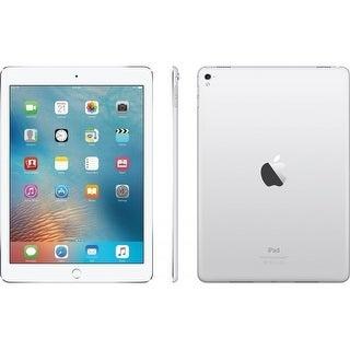 "Apple iPad Pro (32GB, Wi-Fi, Silver) 9.7"" Tablet (Certified Refurbished)"