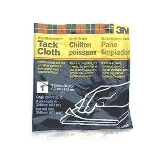 3M Wood Finisher's Tack Cloth 17x6