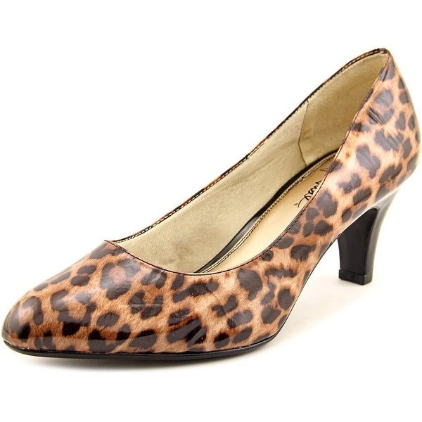 Life Stride Sable Brown Catani Pumps