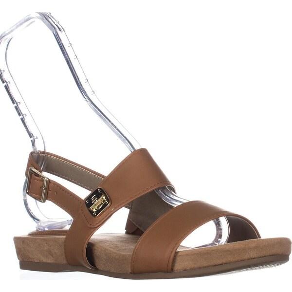 GB35 Ramonaa Casual Slingback Sandals, Deer