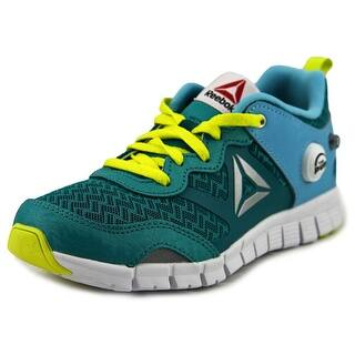 Reebok Zpump Instinct Youth Round Toe Canvas Green Walking Shoe|https://ak1.ostkcdn.com/images/products/is/images/direct/291f70d27c9b626c4ff2225f09835658945c059d/Reebok-Zpump-Instinct-Youth-Round-Toe-Canvas-Green-Walking-Shoe.jpg?impolicy=medium