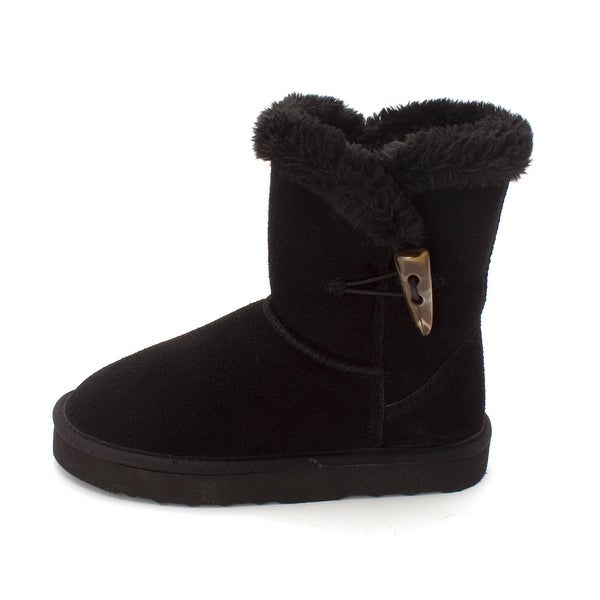 Style & Co. Womens Tiny Closed Toe Ankle Fashion Boots