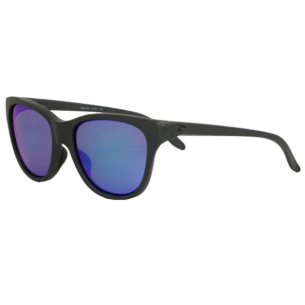 c3314d07401 Shop Oakley Hold Out Sunglasses - Sapphire - On Sale - Free Shipping Today  - Overstock - 25071363