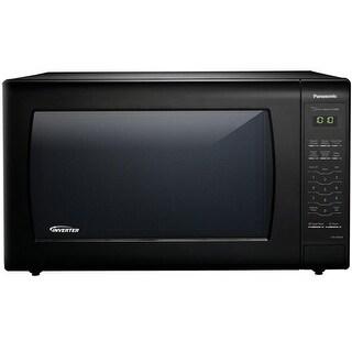 Panasonic NN-SN936B 2.2 Cu. Ft. Countertop Microwave Oven