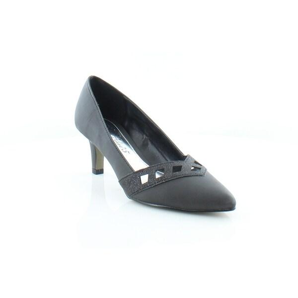 Easy Spirit Valiant Women's Heels Black