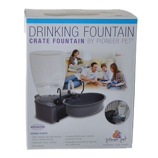 Pioneer Crate Drinking Fountain 70 oz