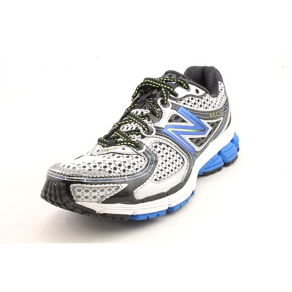 New Balance M860 Men Round Toe Canvas Multi Color Running Shoe