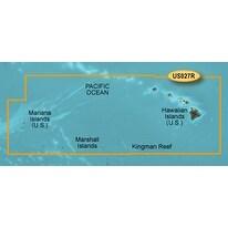 """""""Garmin Bluechart g2 vision VUS027R (SD Card) Garmin Bluechart g2 vision VUS027R Hawaiian Is - Mariana Is - SD Card"""""""