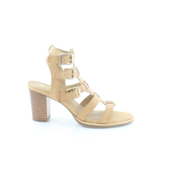 9521d48b09d Shop White Mountain Gemmy Women s Sandals Natural - 9.5 - Free ...