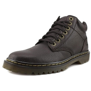 Dr. Martens Air Wair Harrisfield Round Toe Leather Work Boot