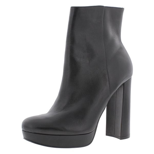 Womens Gwendly Covered Ankle Boots
