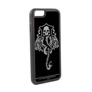 Death Eaters Dark Mark Reverse Brushed Cellphone Case iPhone6 Rubber Case
