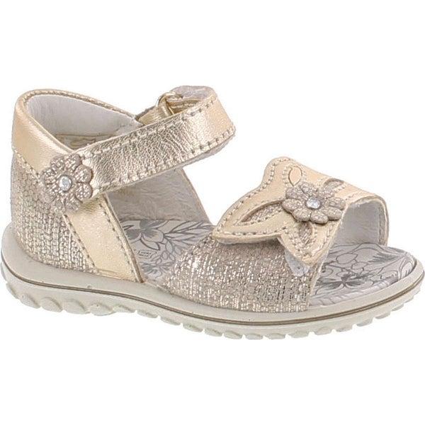 Primigi Girls 7555 Fashion Sandals - gold platino
