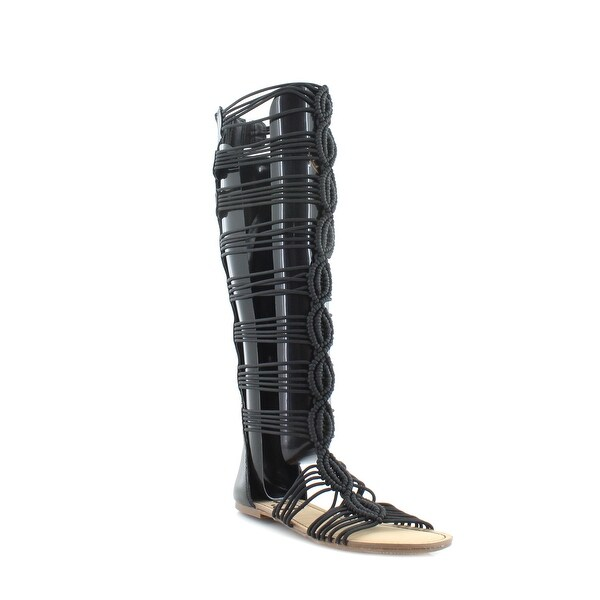 Circus by Sam Edelman Badger Women's Sandals & Flip Flops Black - 6.5