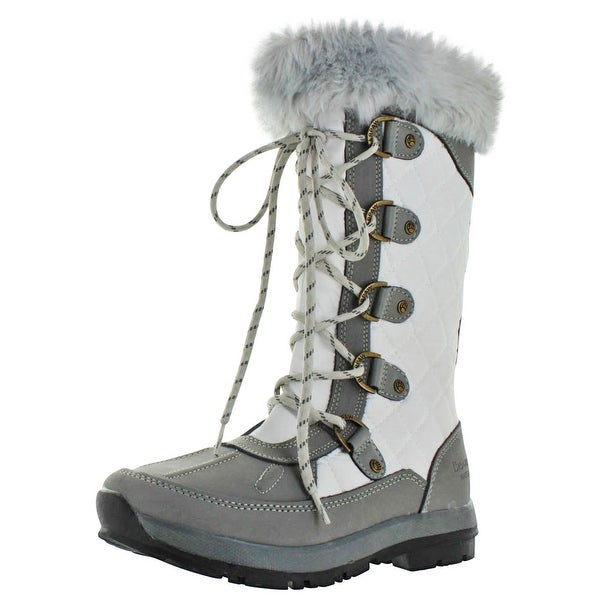 Shop Bearpaw Quinevere Women s Waterproof Snow Boots - Free Shipping ... e4a0544f67