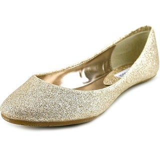 Steve Madden Heaven Round Toe Synthetic Flats