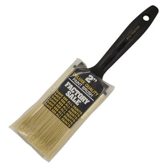 """Wooster P3972-2 Factory Sale Straight Paint Brush, 2"""""""