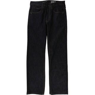 Link to Sean John Mens Hamilton Classic Relaxed Jeans, blue, 30W x 32L - 30W x 32L Similar Items in Pants