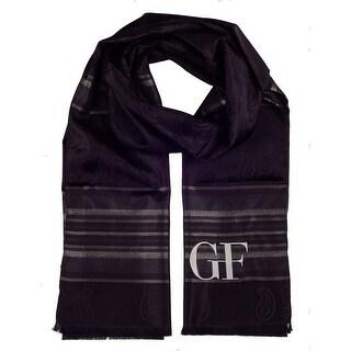 Gianfranco Ferre SCR19843/4 Black Scarf - 26-72