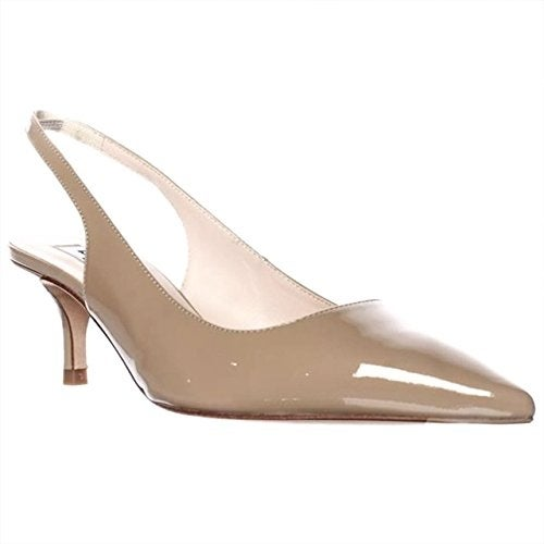 975c0d7efe Shop L.K. Bennett Womens Bree Leather Pointed Toe SlingBack Classic Pumps -  Free Shipping Today - Overstock.com - 19289294