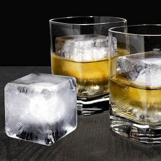 Link to Glacier Ice Cube Molds, Set of 2 Similar Items in Glasses & Barware